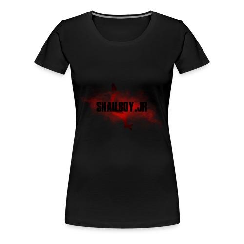 snailzilla - Women's Premium T-Shirt