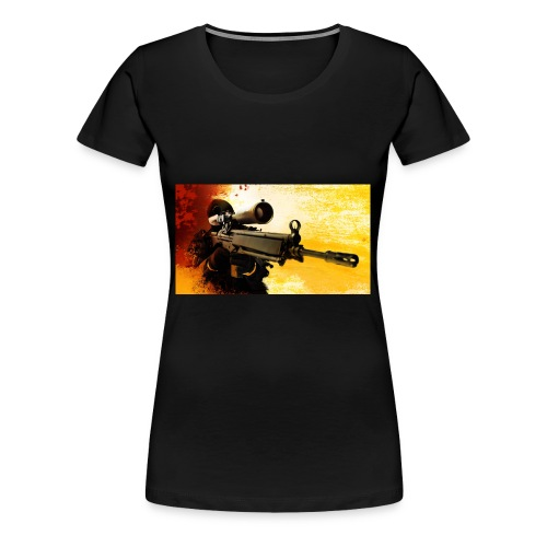 CS-GO-UL LUI ALEX - Women's Premium T-Shirt