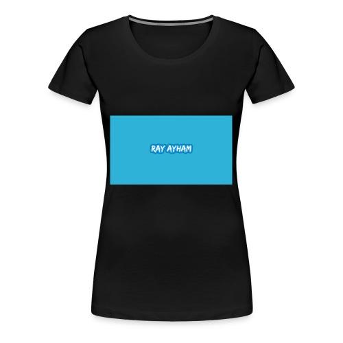 Ray Ayham - Women's Premium T-Shirt