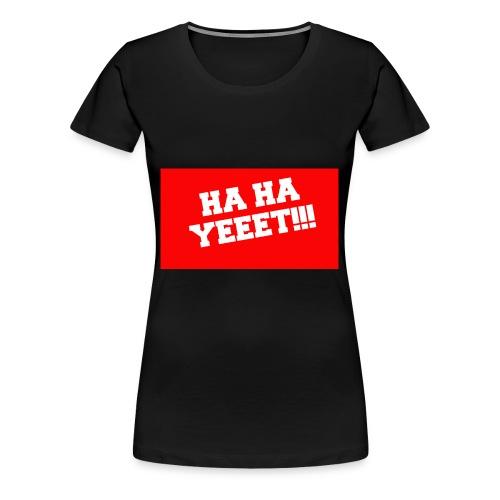 JAdams Official Merch - Women's Premium T-Shirt