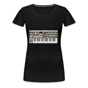 Micro Synthesizer mkIII #TTNM - Women's Premium T-Shirt