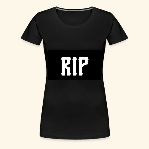 RIP Merch - Women's Premium T-Shirt