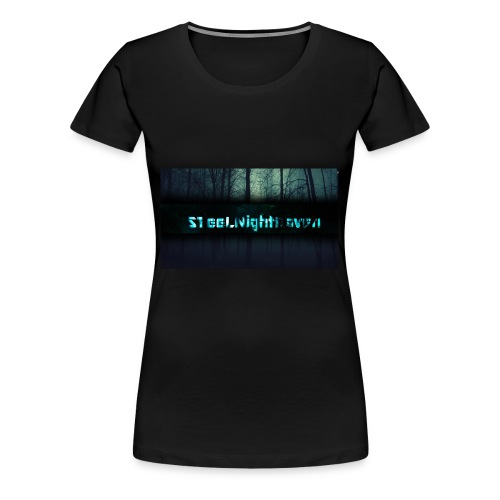 Youtube Merchendise - Women's Premium T-Shirt