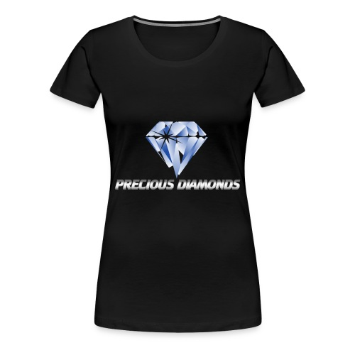 PRECIOUS DIAMOND NEW LOOK 2 - Women's Premium T-Shirt