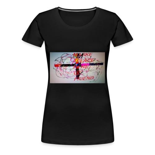 WP 20180924 15 09 55 Pro - Women's Premium T-Shirt