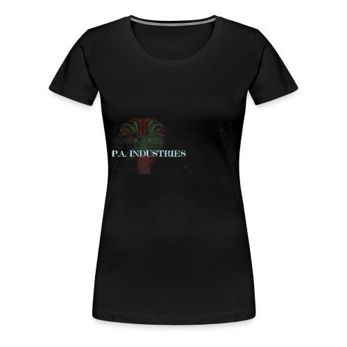 imageeditUOT - Women's Premium T-Shirt