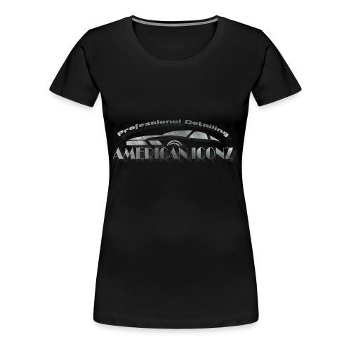 American_Iconz_shirt - Women's Premium T-Shirt