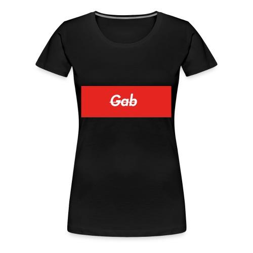 Gab - Women's Premium T-Shirt