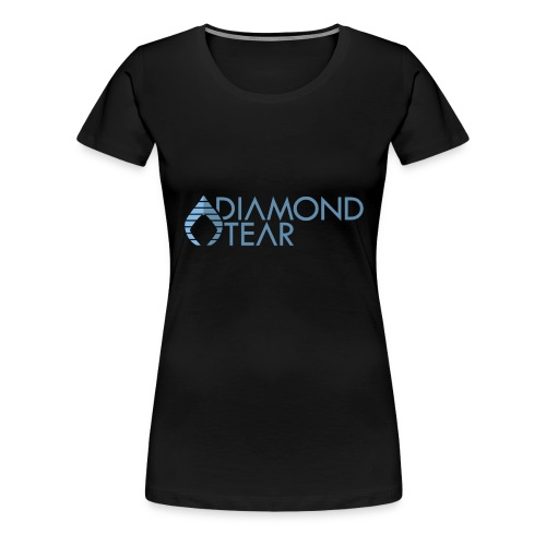 Diamond Tear - Women's Premium T-Shirt