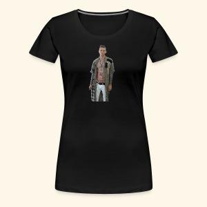 Machine GK - Women's Premium T-Shirt