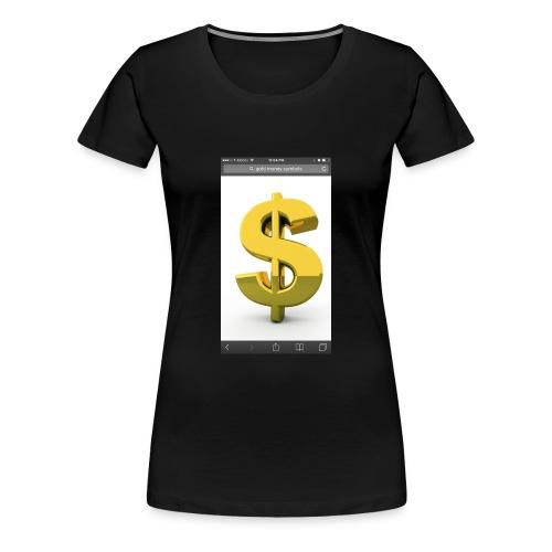 MoneyMaker - Women's Premium T-Shirt
