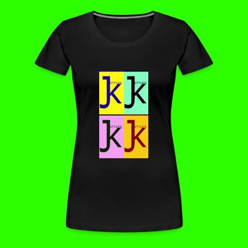 JK STYLES - Women's Premium T-Shirt