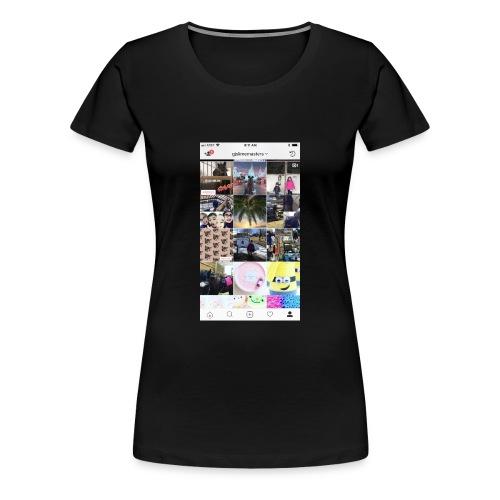 CC2F832C 195D 46F0 8D20 C21A2AA27793 - Women's Premium T-Shirt