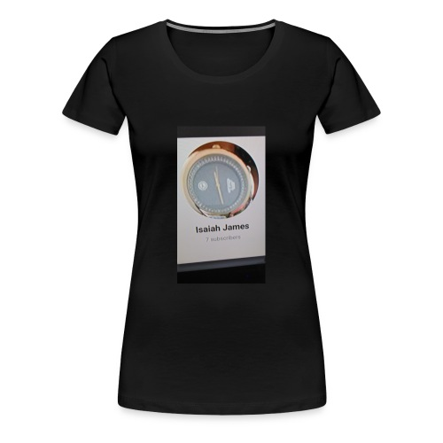 Isaiah James bundle set - Women's Premium T-Shirt