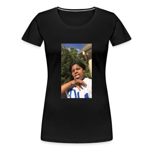 The Kid - Women's Premium T-Shirt