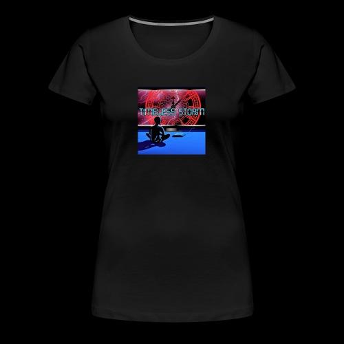Timeless Storm - Women's Premium T-Shirt