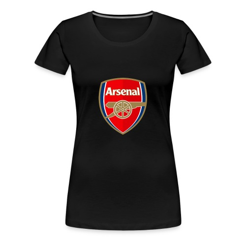 arsenal - Women's Premium T-Shirt