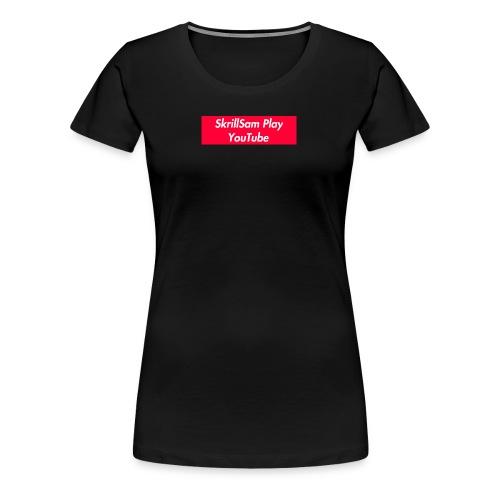 supreme box logo Cloths - Women's Premium T-Shirt