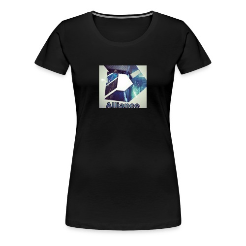 Destiny Alliance Merch - Women's Premium T-Shirt