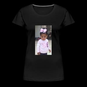 Morgan Pose - Women's Premium T-Shirt