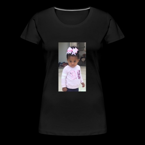 Morgan Pose - Women's Premium T-Shirt