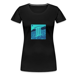 Currensy PilotTalk3 Artwork - Women's Premium T-Shirt