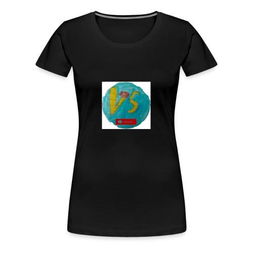 My first murch aka secret - Women's Premium T-Shirt