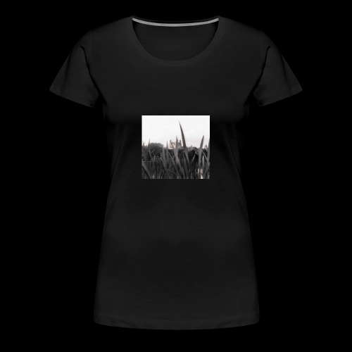 Edited Central Park Lake - Women's Premium T-Shirt