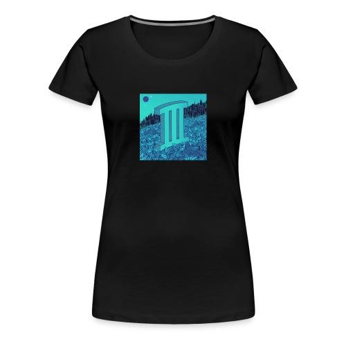 Currensy PilotTalk3 Artwork - Women's Premium T-Shirt
