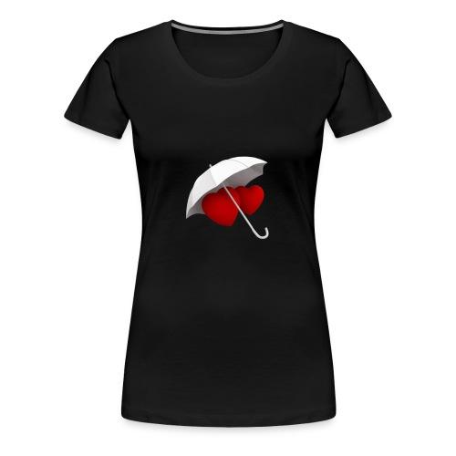 love valentin day - Women's Premium T-Shirt