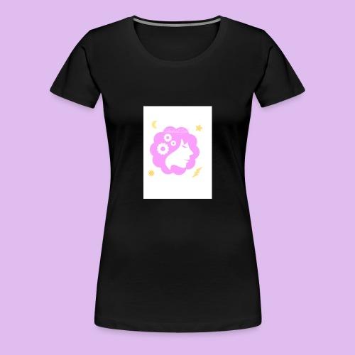 Celestial Girl - Women's Premium T-Shirt