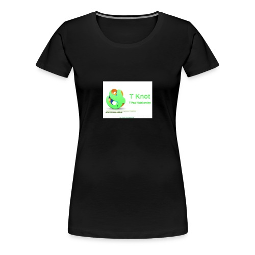 T paul hotel review - Women's Premium T-Shirt