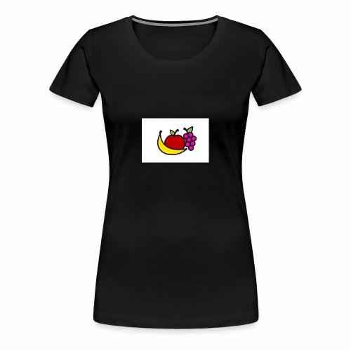 Fruitshirt. - Women's Premium T-Shirt