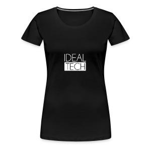 Ideal Tech - Women's Premium T-Shirt