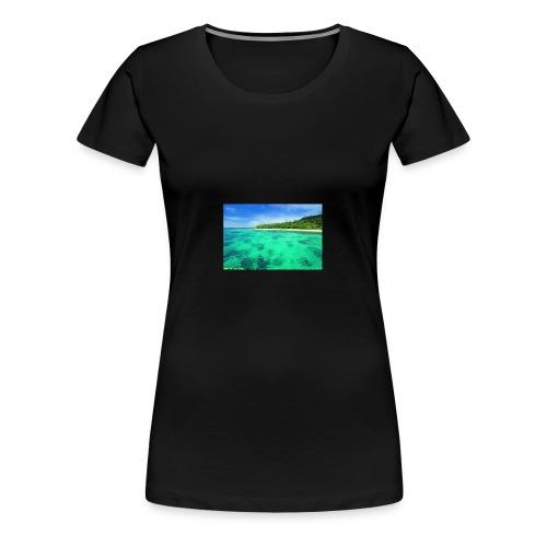 303952037bk - Women's Premium T-Shirt