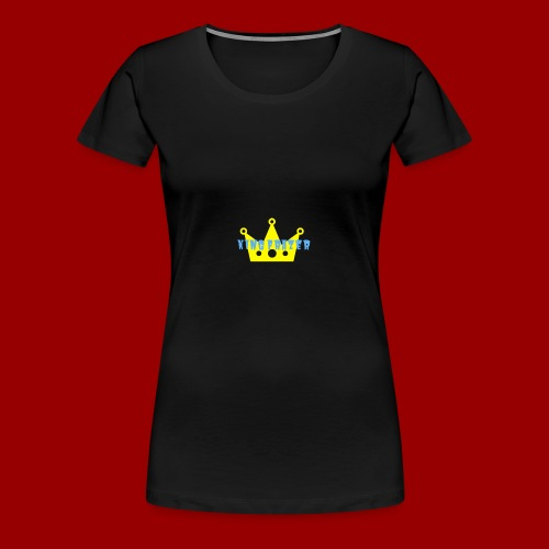 new king frazer - Women's Premium T-Shirt