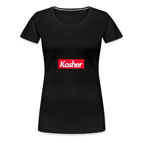 KOSHER Cartel - Women's Premium T-Shirt