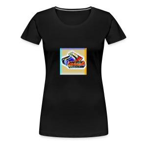 Silvers Logo - Women's Premium T-Shirt