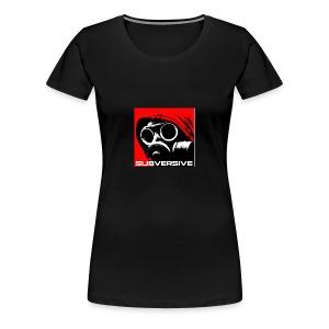 Subversive Logo - Women's Premium T-Shirt