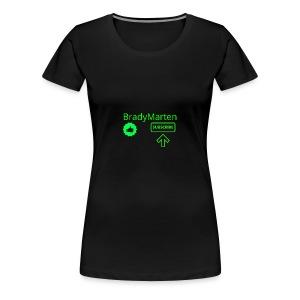 BradyMarten - Women's Premium T-Shirt