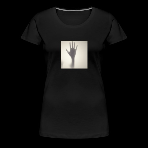 Ghost hand - Women's Premium T-Shirt