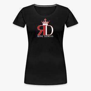 Reine Designs - Women's Premium T-Shirt