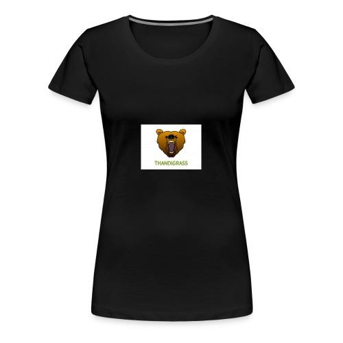 THANDIGRASS - Women's Premium T-Shirt