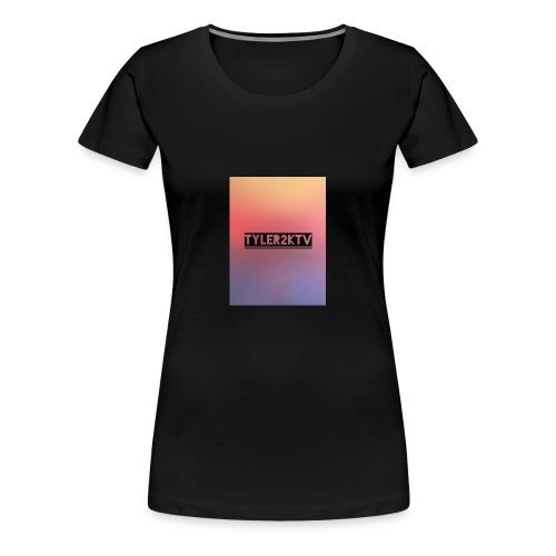 Sun burst - Women's Premium T-Shirt