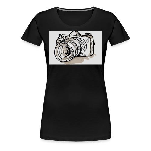 I VLOG Bro - Women's Premium T-Shirt