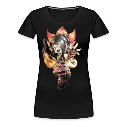 Tiny Blaze Shirt - Women's Premium T-Shirt