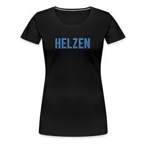Name Logo - Women's Premium T-Shirt