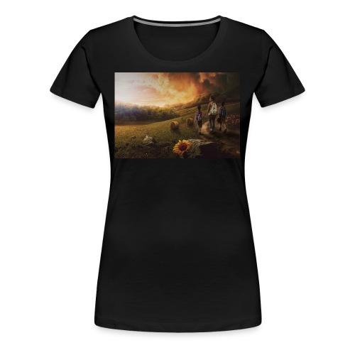 the journey - Women's Premium T-Shirt