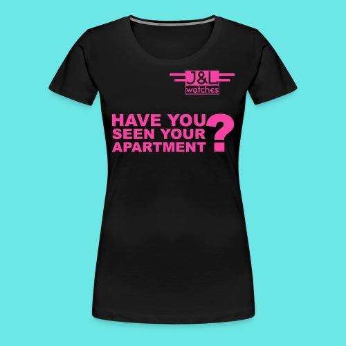 X-Ray's Favorite Quote - Women's Premium T-Shirt