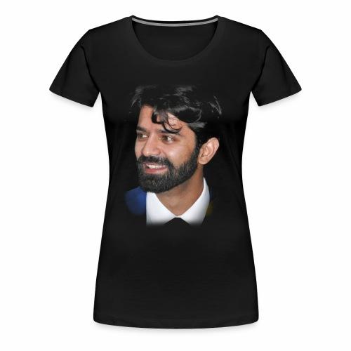 Barun Sobti - Women's Premium T-Shirt